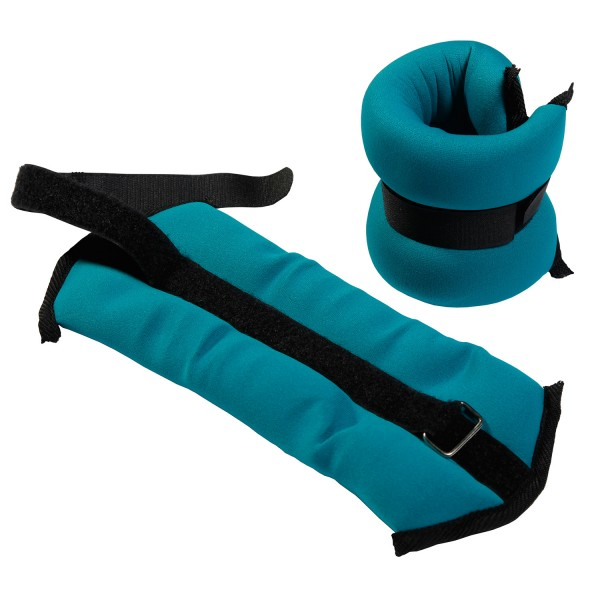 Ankle or Wrist Weights Neoprene 2.36Kg Pair