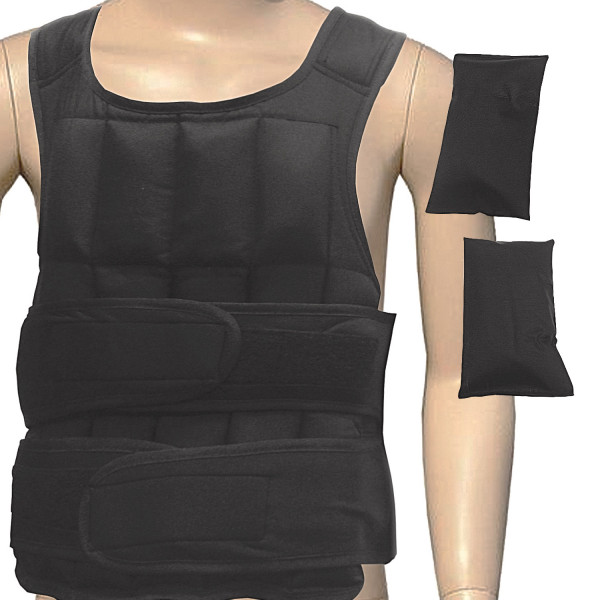 Vest With Removable Weights 20 Kgs