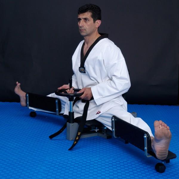 Leg Stretcher Rack Machine
