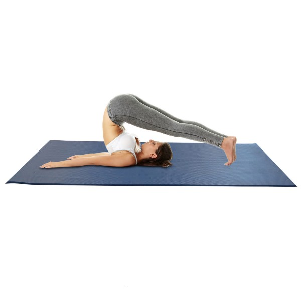 Yoga Mat Μπλε 61 Χ 183 Χ 1 cm