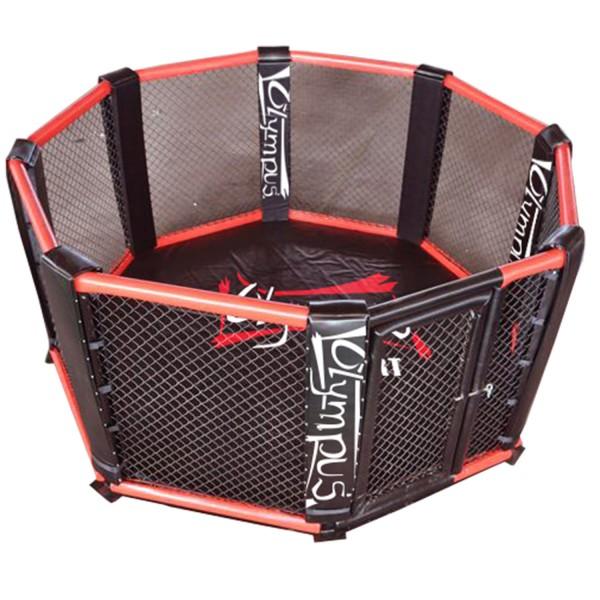 MMA CAGE Olympus Floor Height