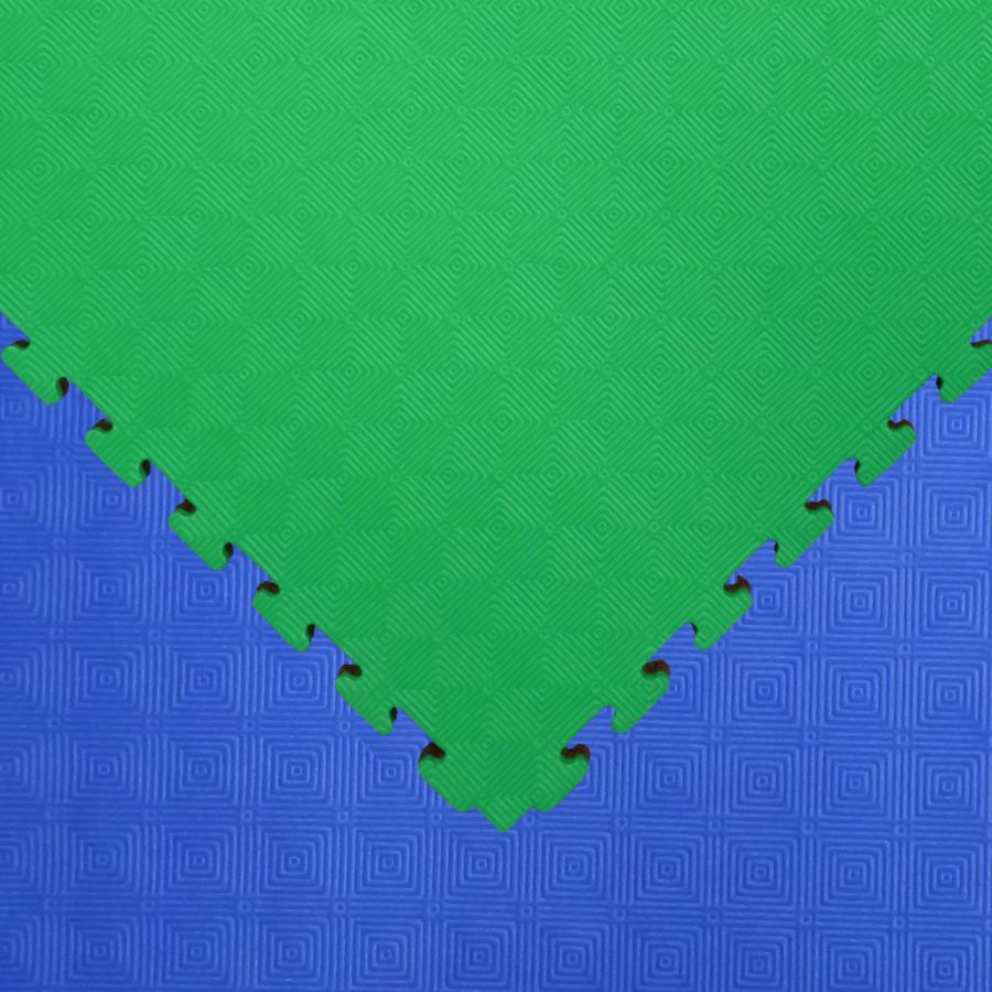 Στρώμα Τατάμι LIGHT Eva Αφρολέξ 100x100x2,5cm –Μοτίβο Σχήμα Διαμαντιού