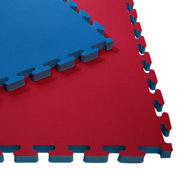 Tatami Puzzle Mat EVA Foam Reversible100x100x3cm