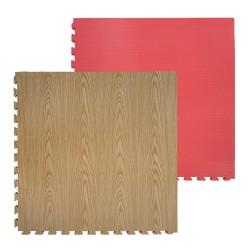 Tatami Puzzle Mat Foam JY Wooden Profile 2.5cm