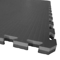 Tatami Puzzle Mat Foam JY 100x100x2.5cm - Wave Pattern