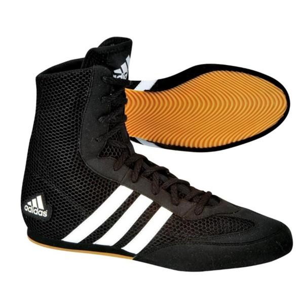 Boxing Shoes Adidas HOG Black