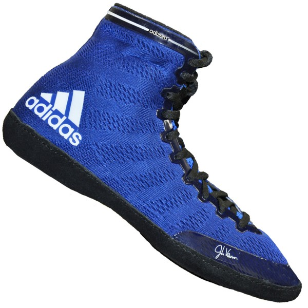 Wrestling Shoes adidas adiZero XIV VARNER Royal Blue – AQ5646
