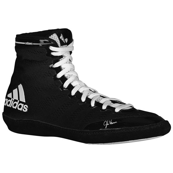 Wrestling Shoes adidas adiZero VARNER Black/White - M29839