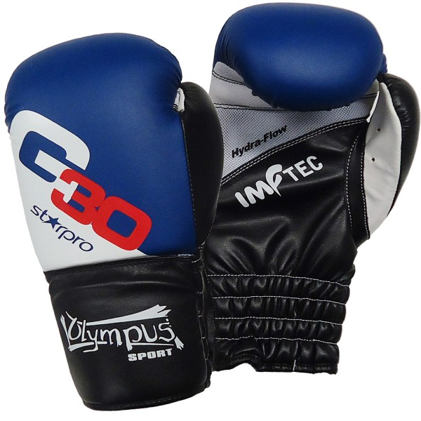 Boxing Gloves Olympus Starpro G30 KIDDY Leather-Like Hydra Flow