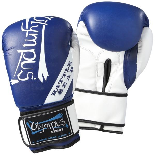 Boxing Gloves Olympus BATTLE GEAR MEXICAN Style PU/Vinyl/Dalto Flex