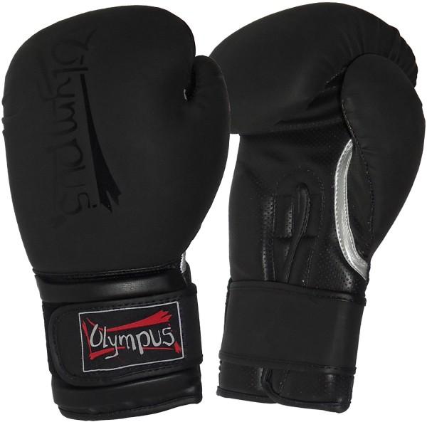 Boxing Gloves Olympus BLACK GRACE Matte PU