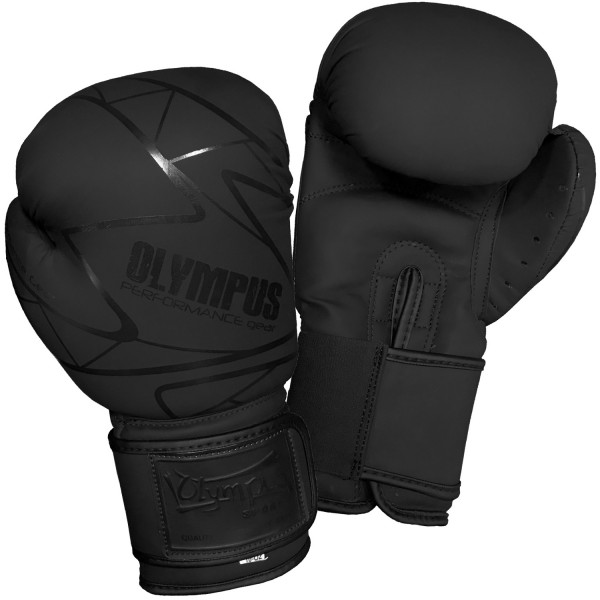 Boxing Gloves Olympus CHAOS Matt PU