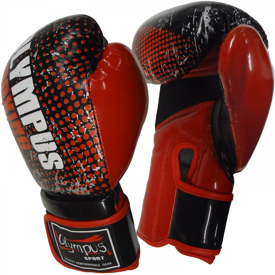 Boxing Gloves Olympus ABSTRACT Mexican Style