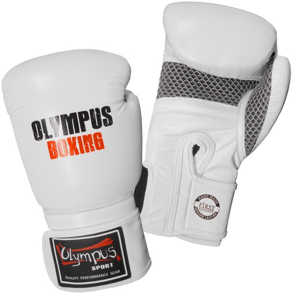 Boxing Gloves Olympus Leather JAMAL BEN DADDIK Style