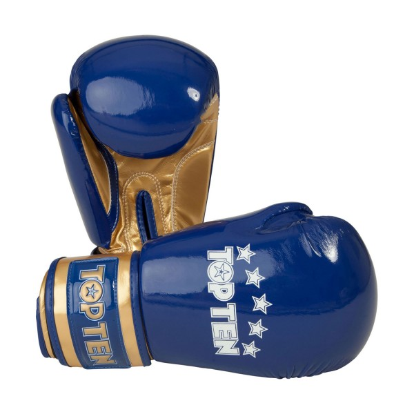 Boxing Gloves TOP TEN CHAMPION Glossy Look