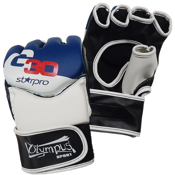 MMA Gloves Olympus Starpro G30 ECONOMY PU Thump Protection