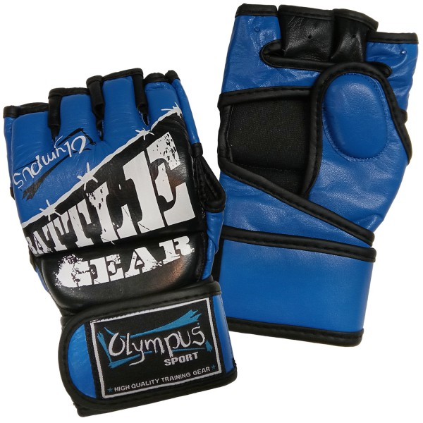 MMA Gloves Olympus BATTLE GEAR Leather
