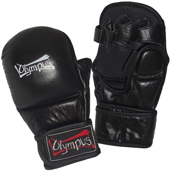 MMA Gloves Olympus SPARRING Leather