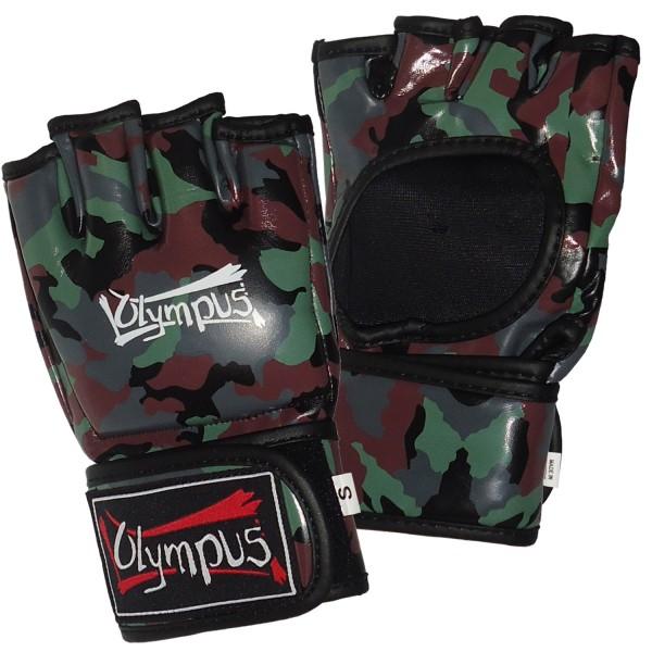 MMA Gloves Olympus CAMO PU