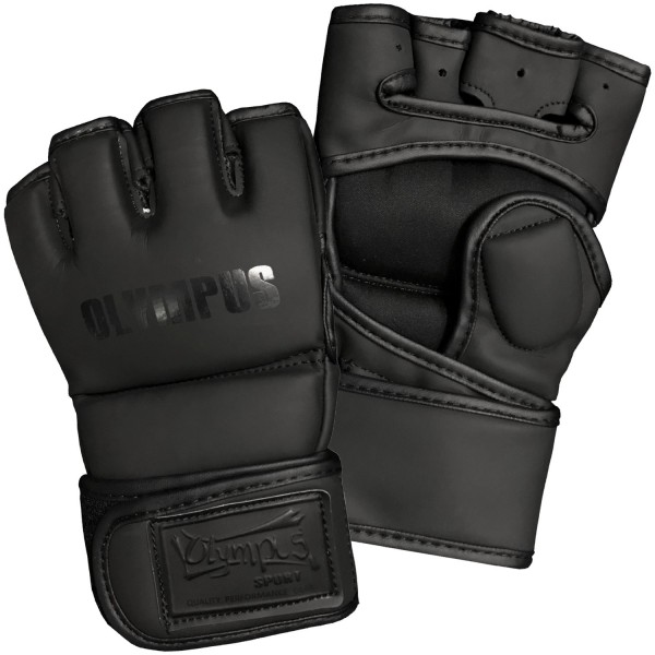 MMA Gloves Olympus Thumb CHAOS Matt PU