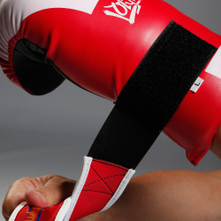 Semi Contact Gloves PVC - Competition