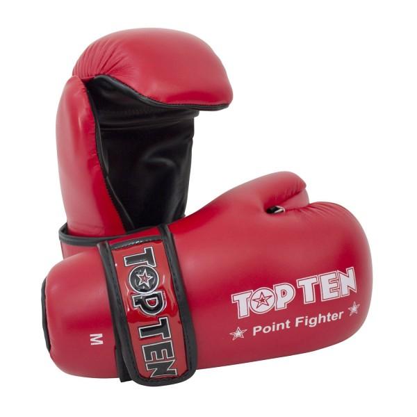 Kickboxing Gloves TOP TEN POINT FIGHTER