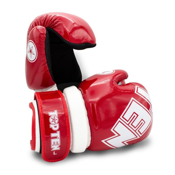 Semi Contact Gloves TOP TEN POINTFIGHTER Glossy Block