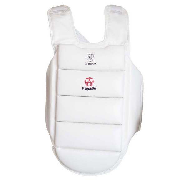 Karate Chest Protector HAYASHI for Kids WKF approved U-14