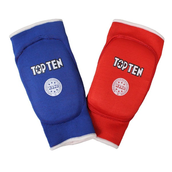 Elbow Pad TOP TEN WAKO Reversible Pair
