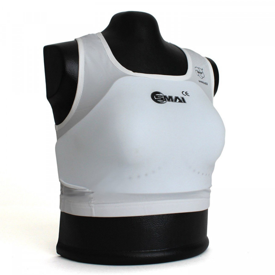Female Breast Guard SMAI WKF Approved