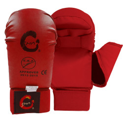 Karate Gloves SMA EKF Approved Thump Protection