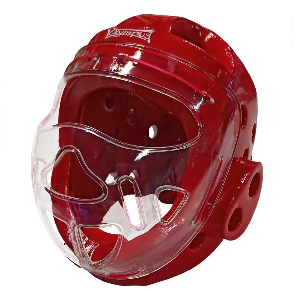 Head Guard Foam Full Protection PC Mask