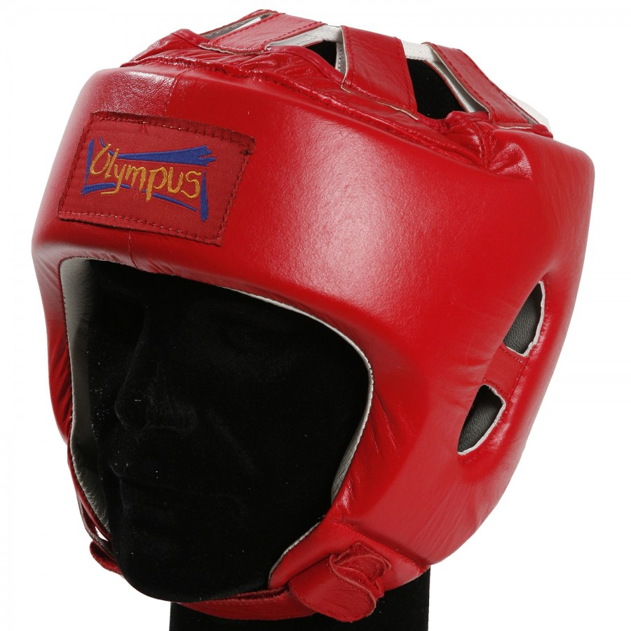 Head Guard Olympus - Boxing Leather