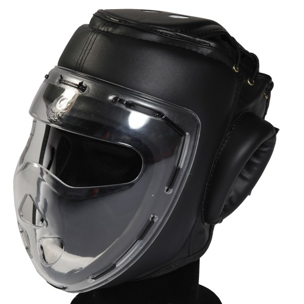 Head Guard Olympus - Plexy Glass