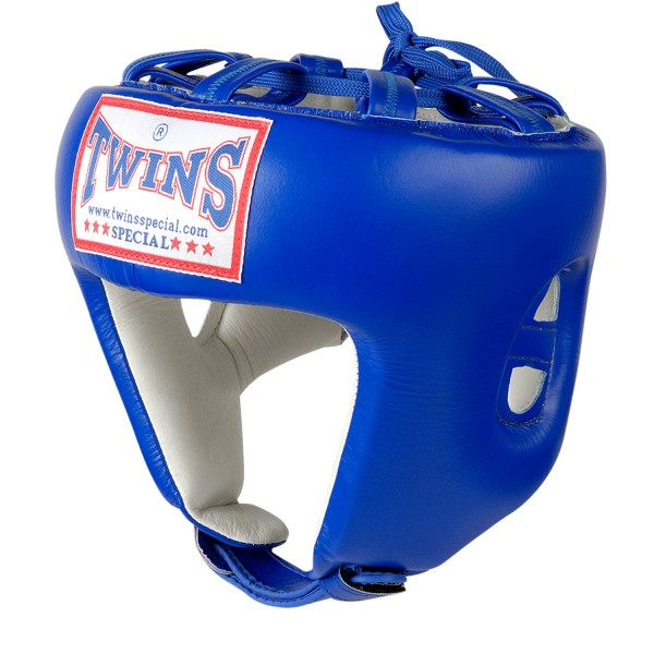Head Guard Twins - Boxing Leather SUPERIOR Comfort