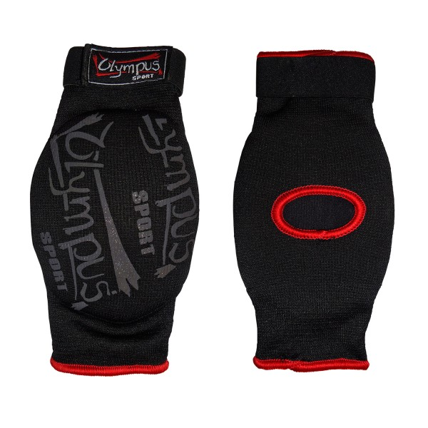 Knee Pad Olympus GROUND DRILL Black Pair