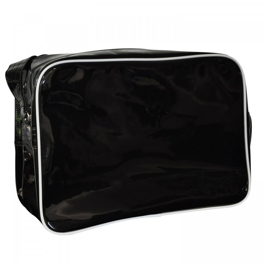 Τσάντα μεταφοράς Adidas PU Γυαλιστερό Υλικό με KARATE γράμματα - adiACC110CS2-K