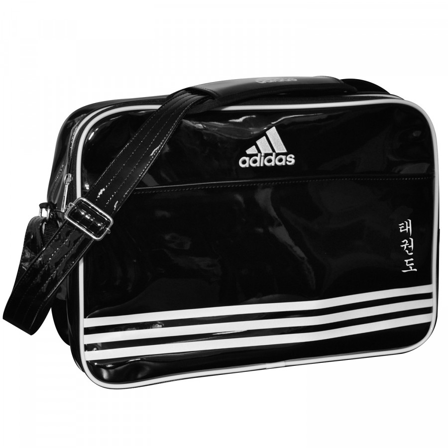 Τσάντα μεταφοράς Adidas PU Shiny TAEKWONDO Γράμματα - adiACC110CS2-T
