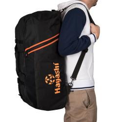 Αθλητική Τσάντα Πλάτης Hayashi με Συνδυασμό DAFFLE Τσάντα