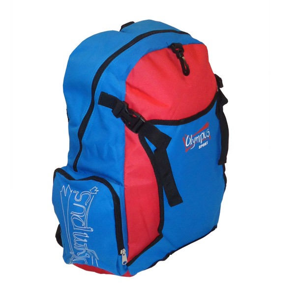 Sport Bag Olympus Backpack Bodyguard Holder Blue/Red