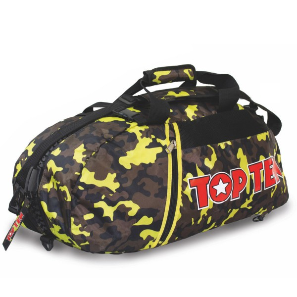 Sport Bag TOP TEN Backpack Dufflebag Combination WAKO