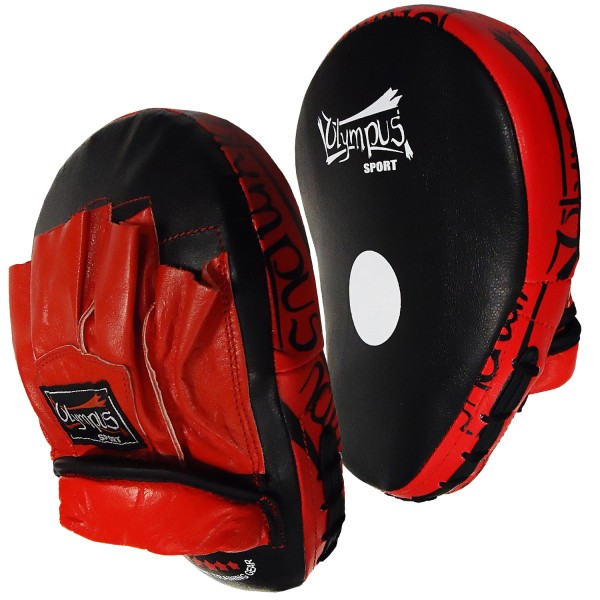 Focus Mitts Olympus Curved Leather / PU