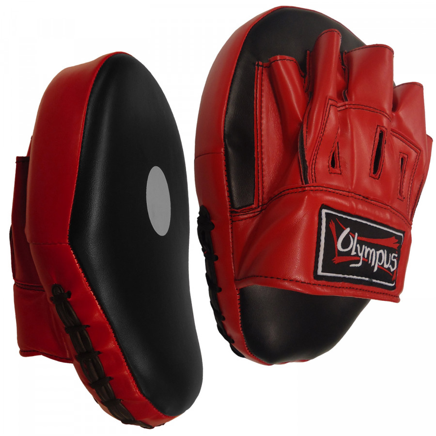 Focus Mitts Olympus Curved Short ECONOMY