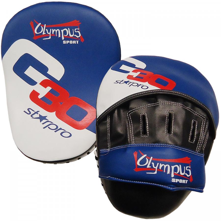 Focus Mitt Olympus Starpro G30 Curved Leather-Like