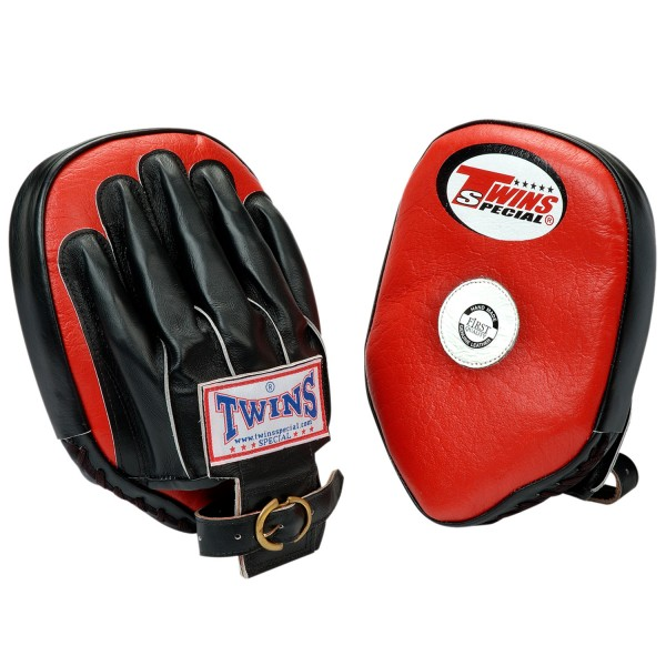 Focus Mitt Round Twins Leather Pair