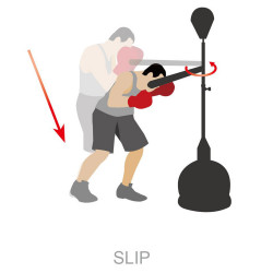 Power Spin Bar Boxing Trainer