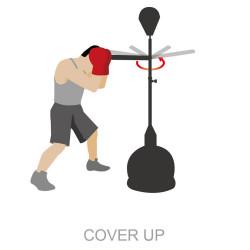 Επιδαπέδιο Όργανο με Περιστρεφόμενη Ράβδο Boxing Trainer