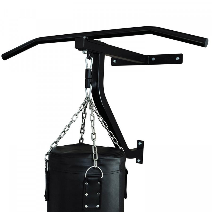 Wall Bracket Punching Bag with Chinning Bar Adidas - adiWBC01EU