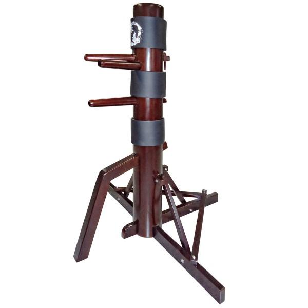 Wooden Dummy Wing-Chun IP MAN Tripod