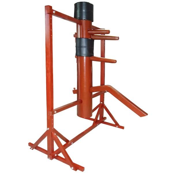 Wooden Dummy Wing-Chun MUK YAN JONG Free-stand Frame